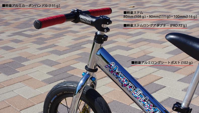 ストライダー カスタム コンテスト2015 Always Enjoy!!紹介