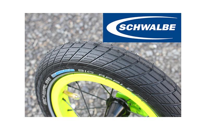 SCHWALBEタイヤ シュワルベ 12インチ  ストライダーホイール カスタム 1番人気 表彰台選手 軽量 ストライダーレース